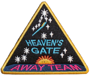 Heaven's Gate Away Team Patch