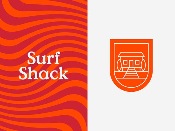 Surf Shack Branding by Vedad Siljak