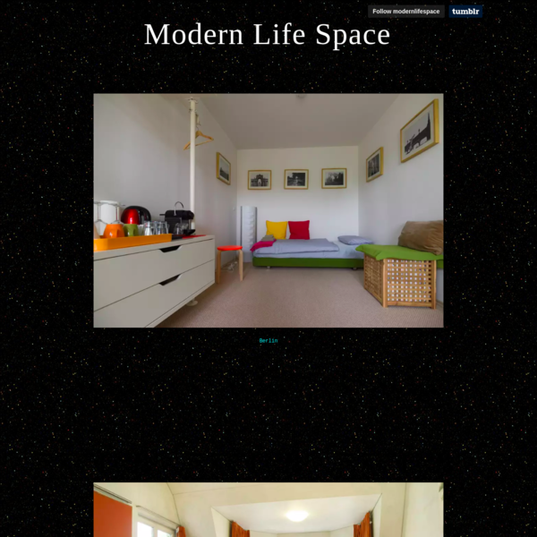 Modern Life Space