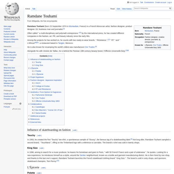 Ramdane Touhami - Wikipedia