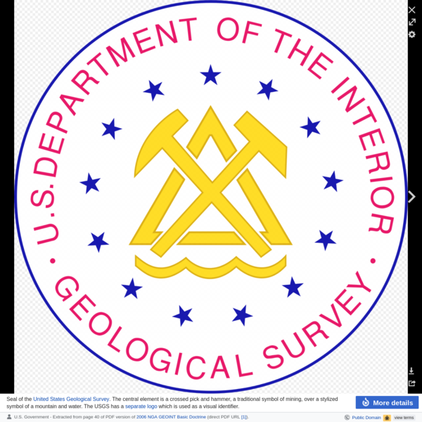 United States Geological Survey - Wikipedia
