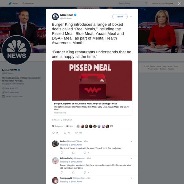 NBC News on Twitter
