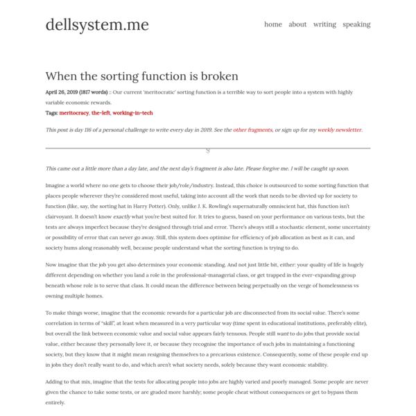 dellsystem.me :: When the sorting function is broken