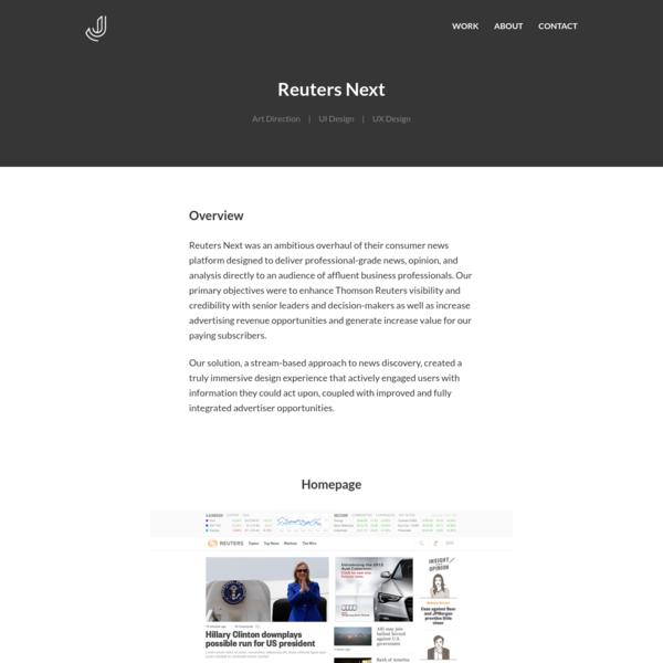Josh Turk - Product Designer