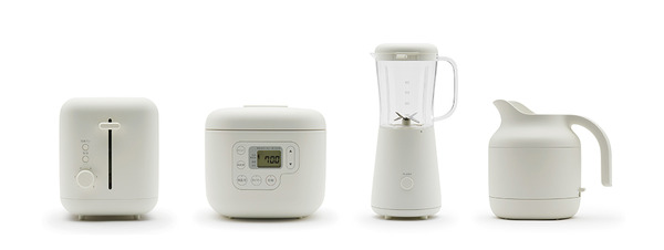 Muji Electronics, 2010-ish rounded versions.