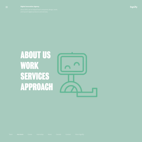 Digital Innovation Agency | Copenhagen & Montréal