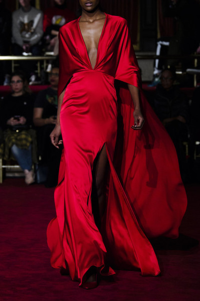 Christian Siriano at New York Fashion Week Fall 2018