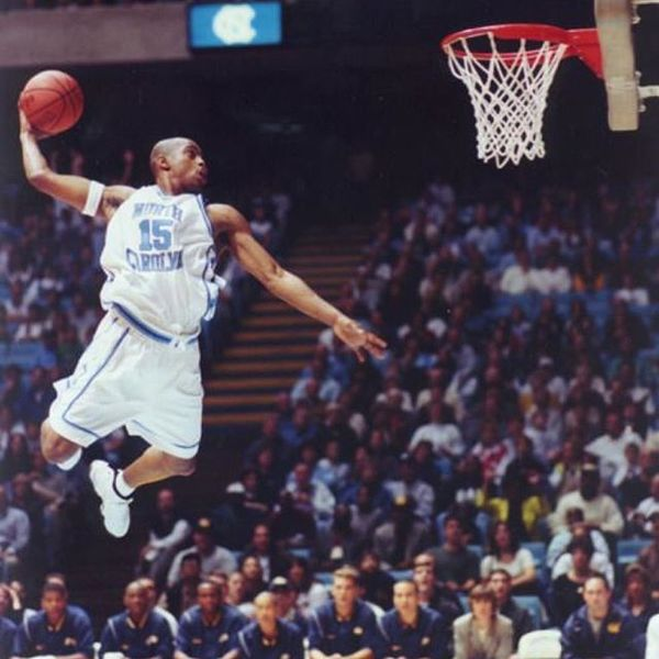When Vince Carter was at UNC he wasn't the best player but he was definitely the most exciting and went on to have a wonderf...