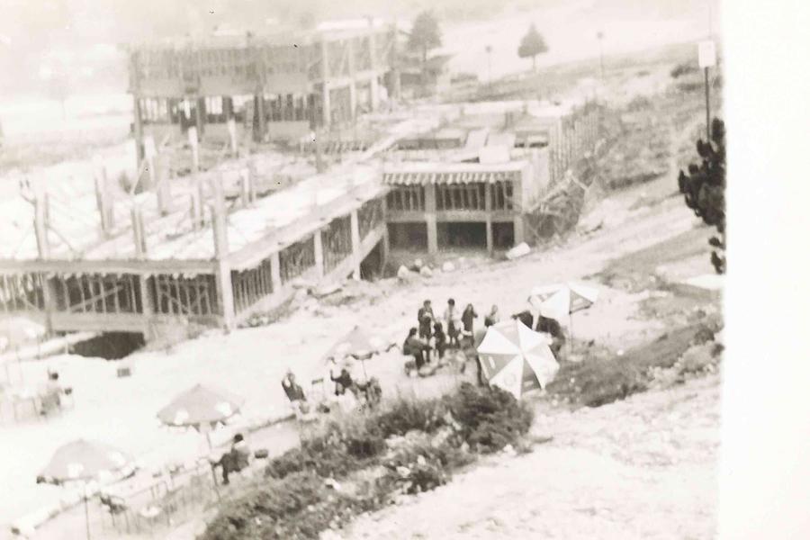 Construction site (1974)