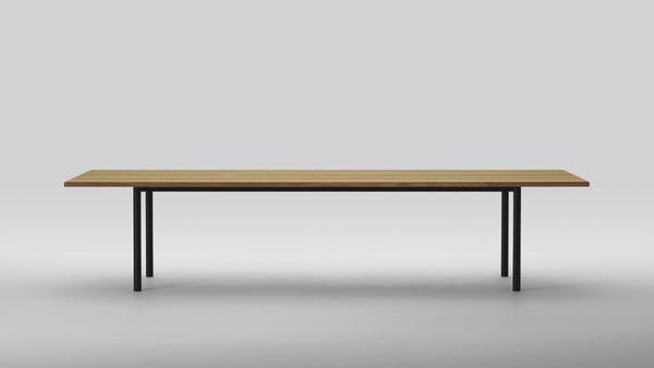 Malta Steel Leg - Naoto Fukasawa Design