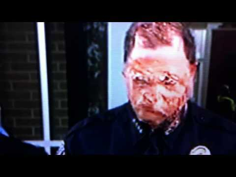 A Police Chiefs Alien Transformation!! (THEYLIVE!!!!)