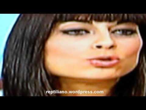 SPANISH CNN REPTILIAN SHAPE SHIFTING STUNNING EVIDENCE