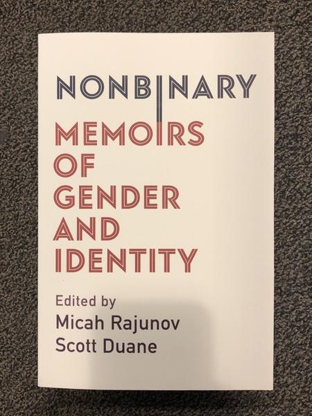 nonbinary memoirs