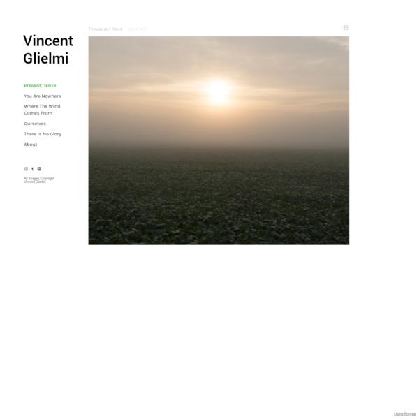 Present; Tense - Vincent Glielmi