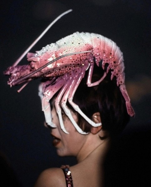 Isabella Blow, Philip Treacy Lobster Hat