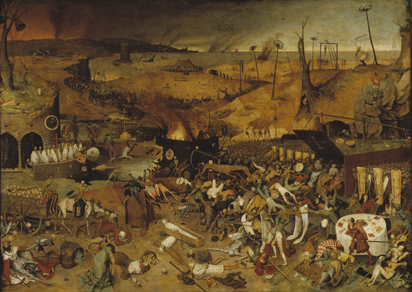 Pieter Bruegel the Elder, The Triump of Death, 1562