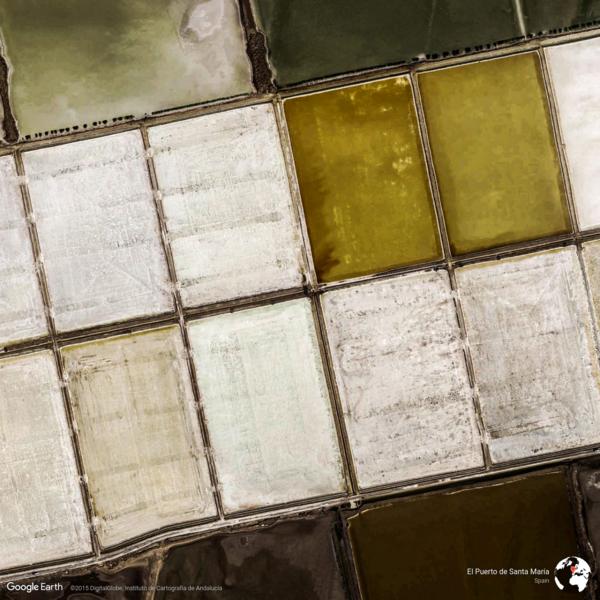 El Puerto de Santa María, Spain - Earth View from Google