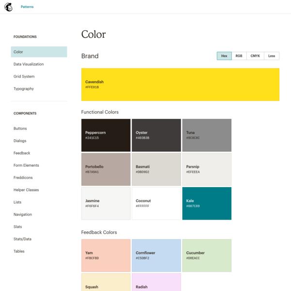 Color   Mailchimp