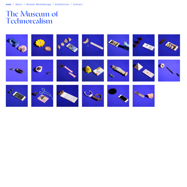 The Museum of Technorealism