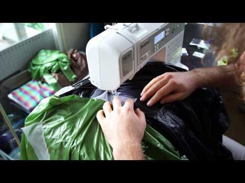 How to Make a Down Quilt DIY MYOG