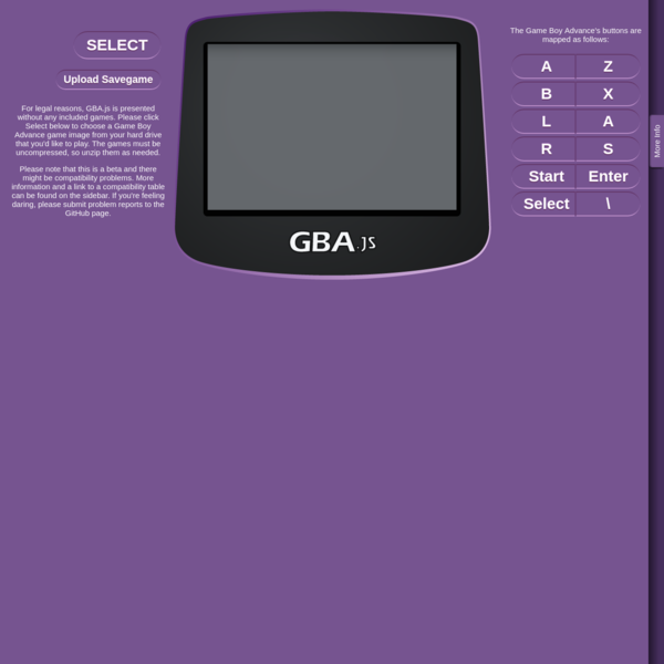 GBA.js