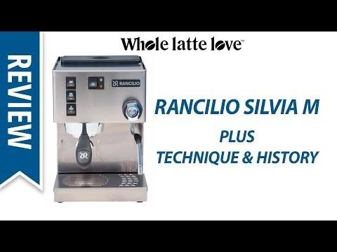 Review: Rancilio Silvia M Espresso Machine with Techniques and History