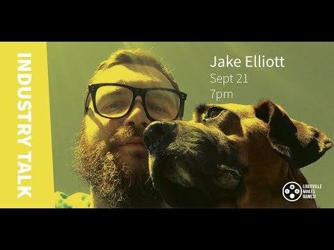 Industry Talk: Jake Elliott co-creator of Kentucky Route Zero