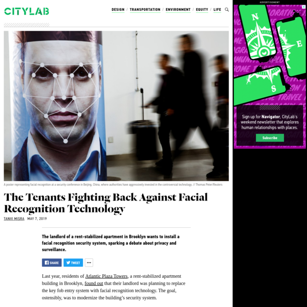 The Tenants Fighting Back Against Facial Recognition Technology