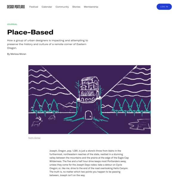 Place-Based - Stories - Design Portland