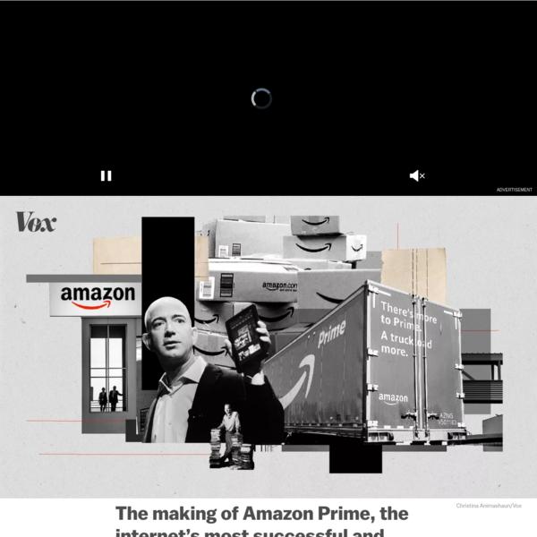 How Amazon created the Prime membership program - Vox