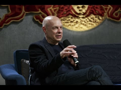 Brian Eno Lecture (New York 2013) | Red Bull Music Academy