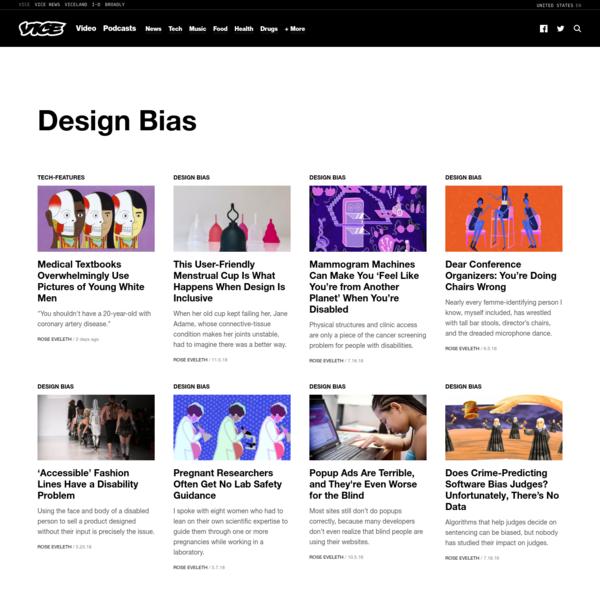 Design Bias