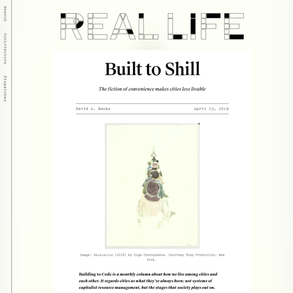 Built to Shill - Real Life