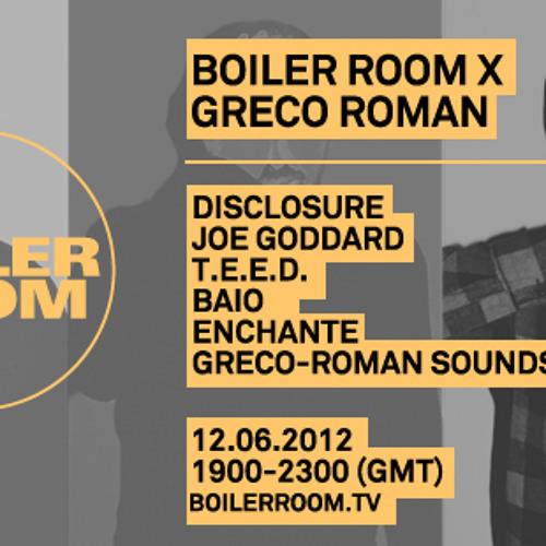 Disclosure 35 min Boiler Room DJ Set by Boiler Room