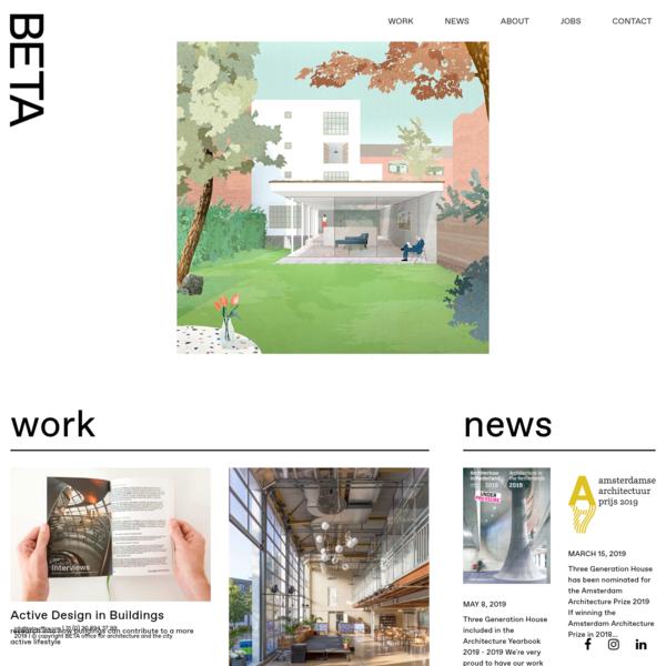 BETA home | BETA