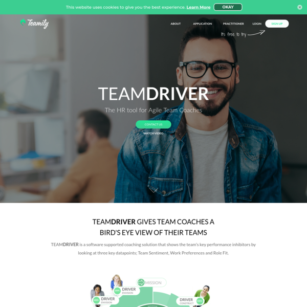 Teamily - HOME OF TEAMDRIVER