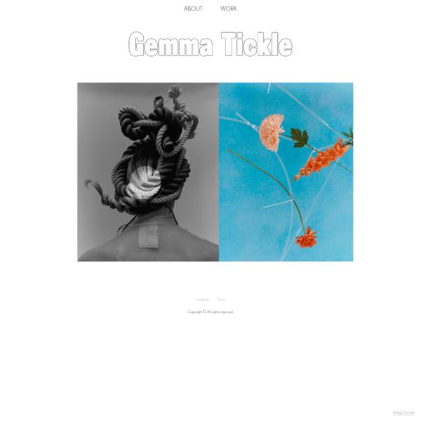 HOME - Gemma Tickle | Set Design