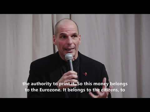 Yanis Varoufakis on what's wrong in Europe today and how to fix it tomorrow morning   DiEM25