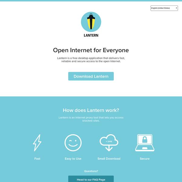 Lantern - Open Internet for Everyone