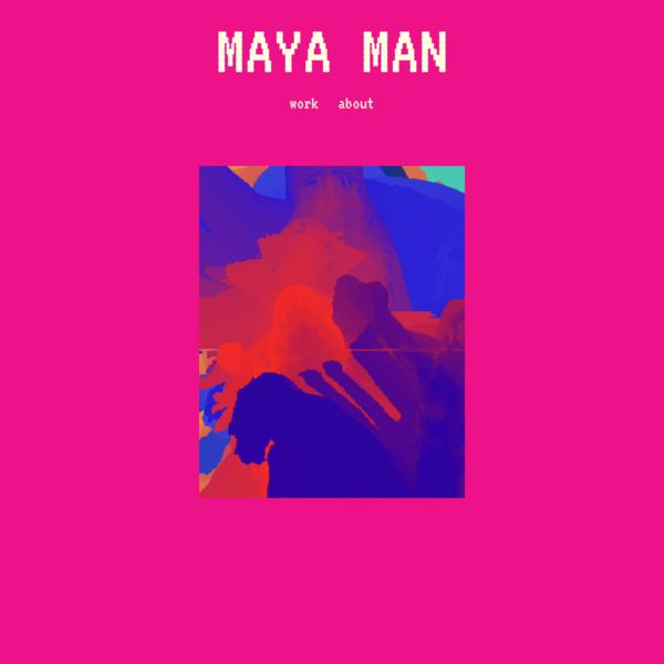 Maya Man