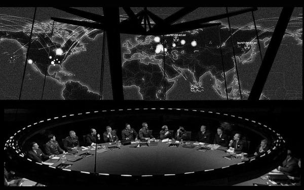 Dr. Strangelove War Room