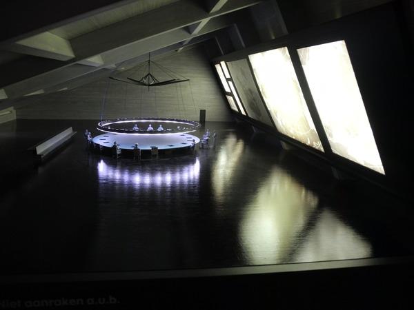 Dr. Strangelove War Room set