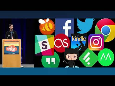EmberConf 2018: Building a Memex in Ember by Andrew Louis