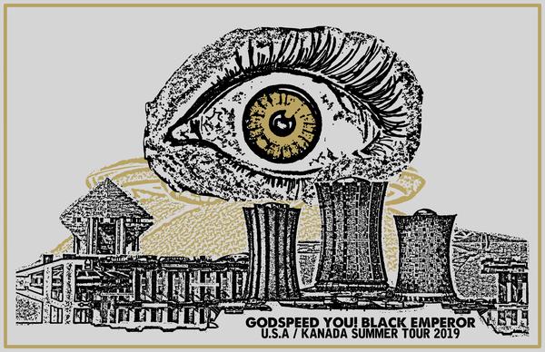 Godspeed You! Black Emperor Summer Tour 2019