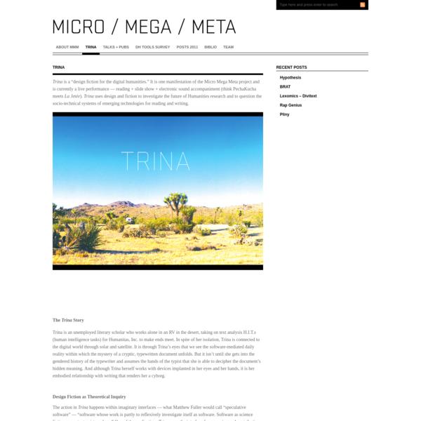 Micro Mega Meta