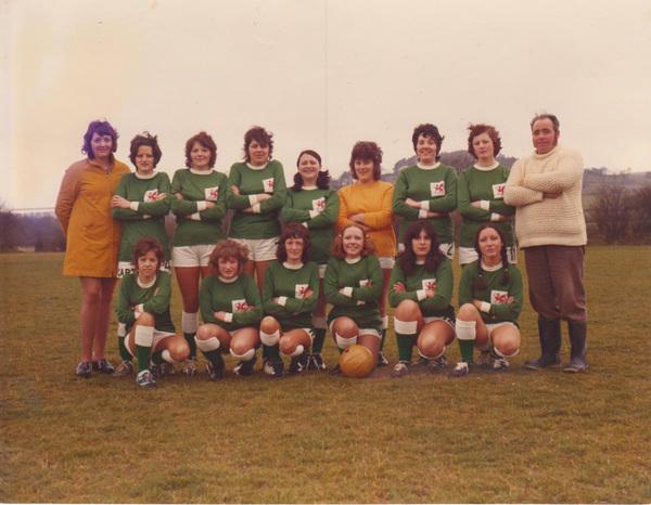 Laura Ashley Football Team (1970s)