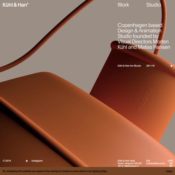 Kühl & Han - Design & Animation Studio