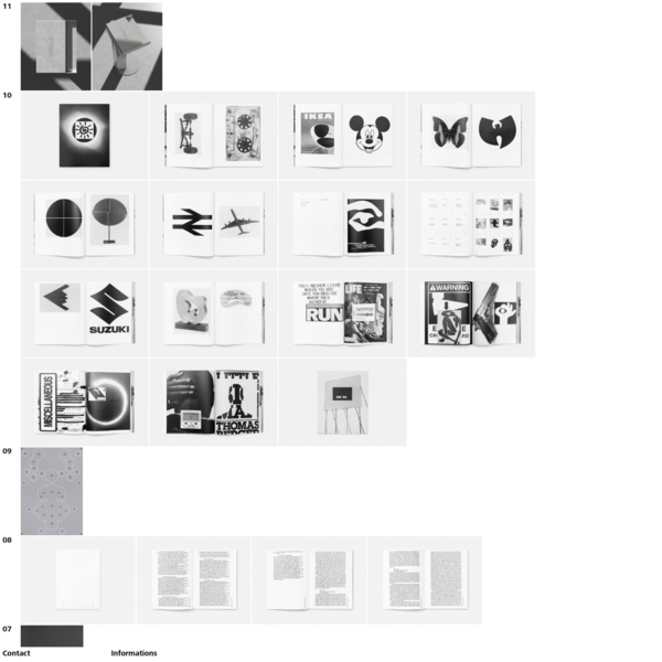 Michel Egger is a creative studio that finds its form in the entire spectrum of visual communication.