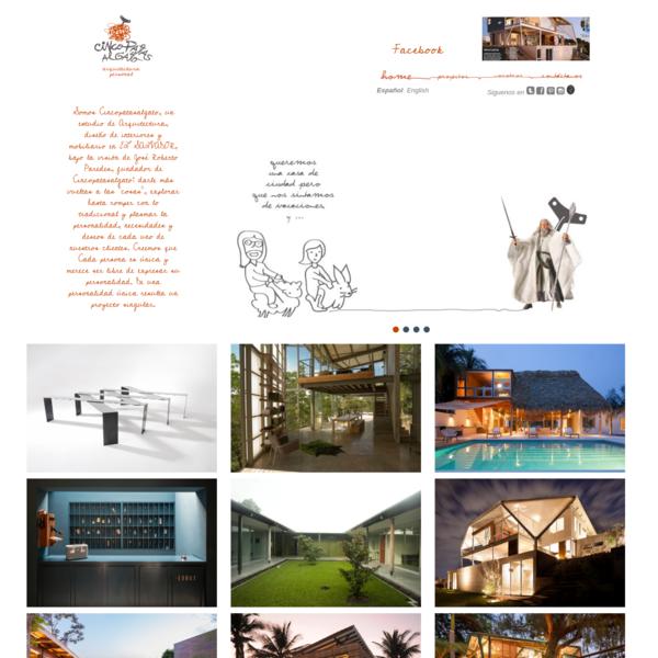 Cincopatasalgato: Arquitectura El Salvador