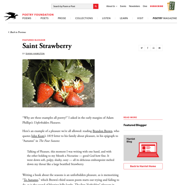 Saint Strawberry by Diana Hamilton